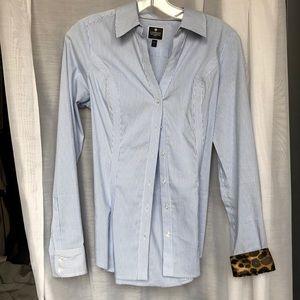 Button down business shirt